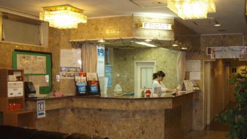 ホテルチトセフロント