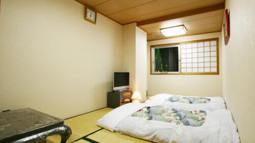 ホテルチトセ和室