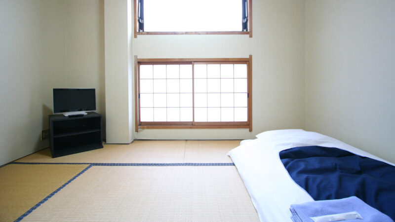 ホテル各務原和室