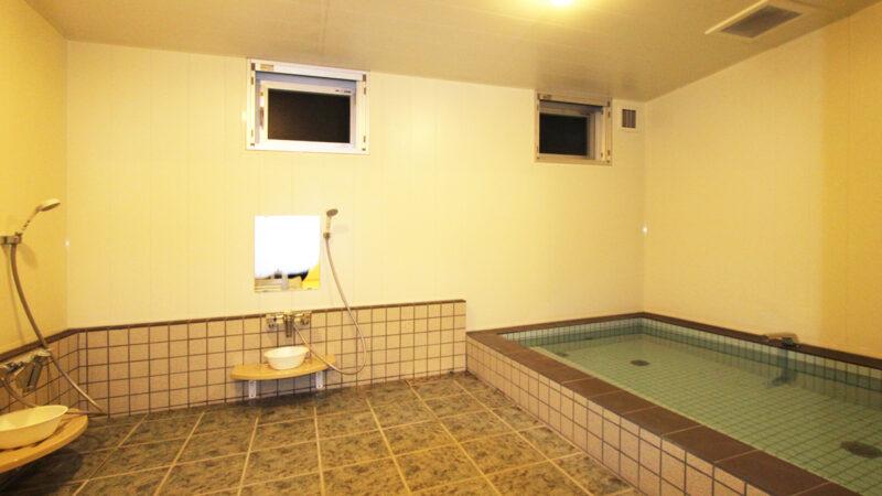 ホテル富山大浴場